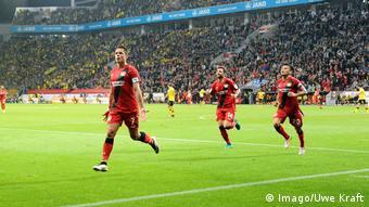 Bundesliga Bayer Leverkusen vs Borussia Dortmund Chicharito
