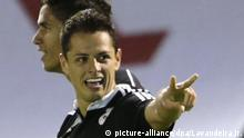 Primera Division Celta Vigo vs Real Madrid Chicharito