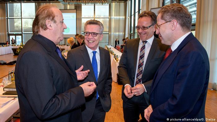 Saarbrücken Herbstkonferenz der Innenminister und Innensenatoren