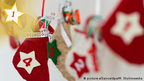 Adventskalender 1 (picture-alliance/dpa/M. Skolimowska)
