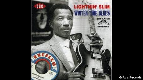 Lightnin Slim Winter Time Blues Cover (Ace Records)