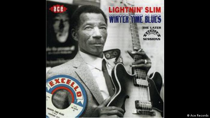 Lightnin Slim: Winter Time Blues Cover (Ace Records)
