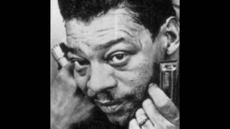 Little Walter Blues Musiker