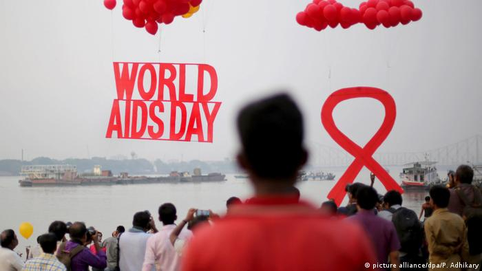 Asia has around 5 million people infected with HIV. New infections have declined, but only 41 percent of people have access to treatment. There are 2.1 million people living with HIV in India, according to the NGO Avert. In China, that number is 780,000.