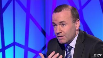Übt Druck aus: EVP-Chef Manfred Webe