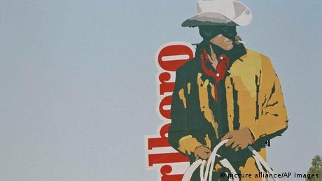 USA Marlboro Mann (picture alliance/AP Images)