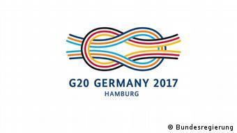 Logo der deutschen G20 Präsidentschaft
