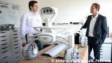 Audi Lunar Quattro PTScientists