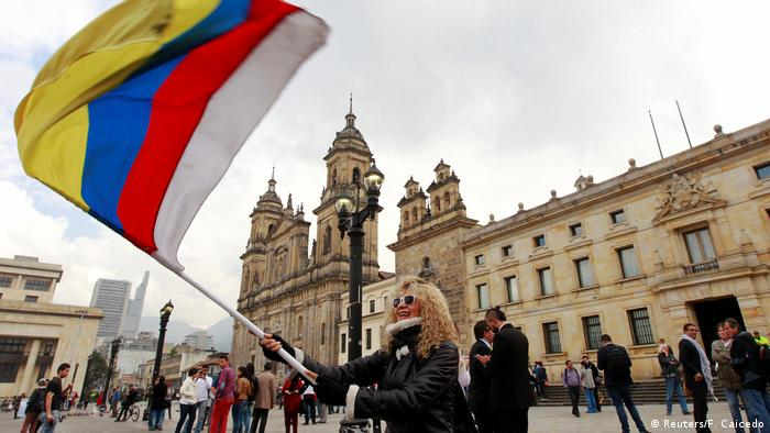 Kolumbien Friedensvertrag mit der FARC (Reuters/F. Caicedo)