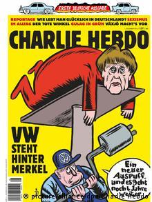 Το πρώτο τεύχος της νέας γερμανικής έκδοσης