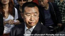 Jiang Tianyong auf einem Archivbild von 2012