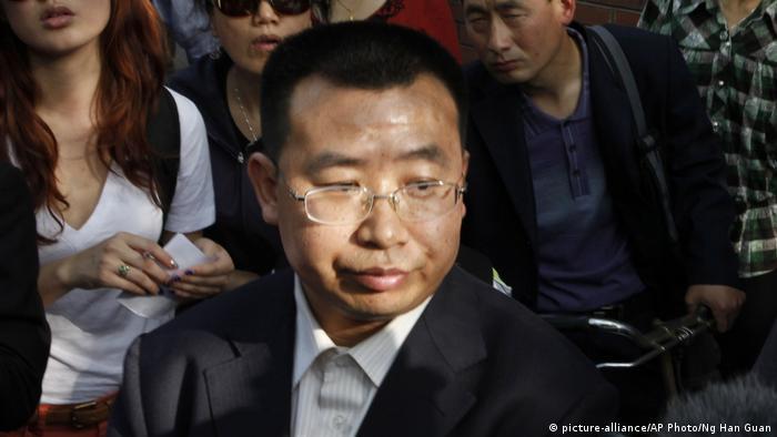 China Jiang Tianyong