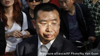 China Jiang Tianyong (picture-alliance/AP Photo/Ng Han Guan)