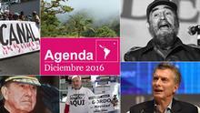 Startbild Bildergalerie Agenda Spanisch
