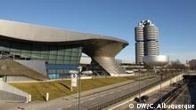 BMW-Welt und BMW-Museum in München Copyright: Carlos Albuquerque Tags: BMW Welt, München, Coop Himmelblau