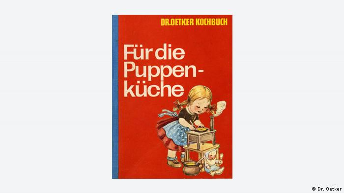 Поваренная книга для кукольной кухни