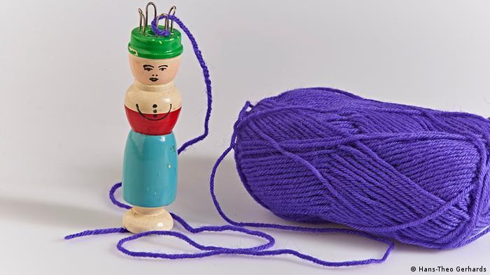 Катушка для вязания