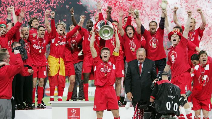 Istanbul Finale Champions League FC Liverpool AC Mailand