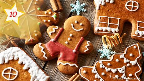 Adventskalender Weihnachtsgebäck (Foto: lia/haveseen)