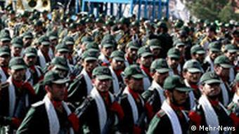 Militärparade in Teheran