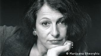 Η ρουμάνα συγγραφέας Κάρμεν-Φραντσέσκα Μπάντσιου