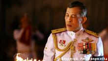 23.10.2016 *** Thailand's Crown Prince Maha Vajiralongkorn attends an event commemorating the death of King Chulalongkorn, known as King Rama V, as he joins people during the mourning of his father, the late King Bhumibol Adulyadej, at the Royal Plaza in Bangkok, Thailand, October 23, 2016. REUTERS/Athit Perawongmetha/File Photo FROM THE FILES PACKAGE - SEARCH 'PRINCE MAHA' FOR ALL IMAGES