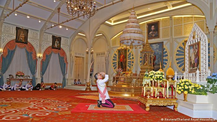 Thailand Neur König Maha Vajiralongkorn Bodindradebayavarangkun