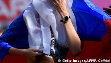 Symbolbild Russland Leichtathletik