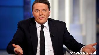 Premiê italiano Matteo Renzi afirmou que renunciará se não ganhar