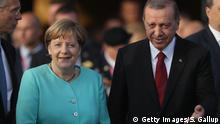 Polen NATO Merkel und Erdogan (Getty Images/S. Gallup)
