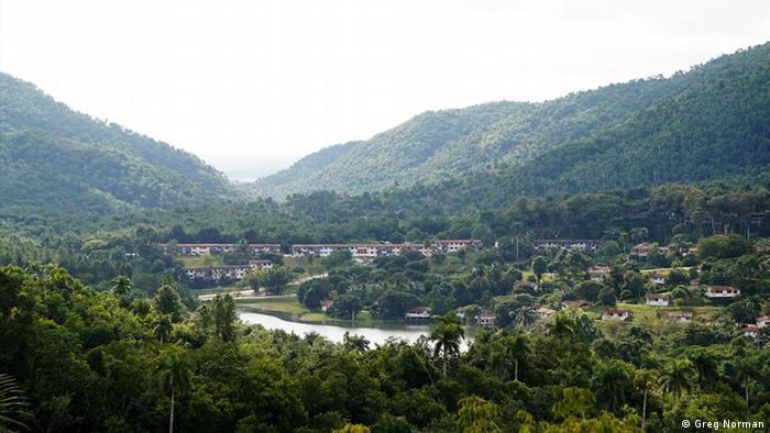 Projekt Sierra Del Rosario Unesco Biosphere