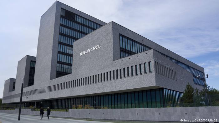 Niederlande Den Haag Europol Zentrale (Imago/CHROMORANGE)