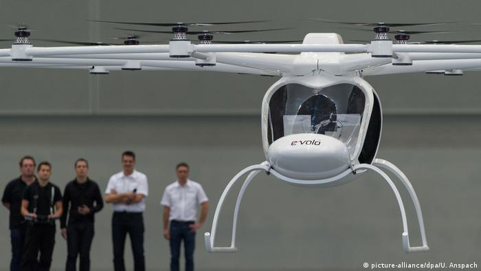Volocopter (picture-alliance/dpa/U. Anspach)