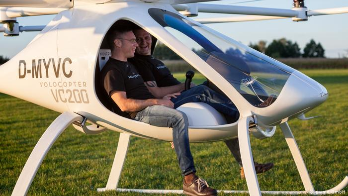 Volocopter (e-volo GmbH)