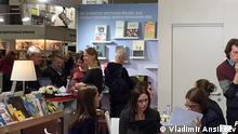 Buchmesse non/fiction in Moskau
