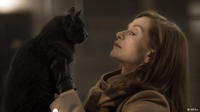 Кадр із фільму Вона