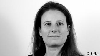 Dr Aude Fleurant (SIPRI )