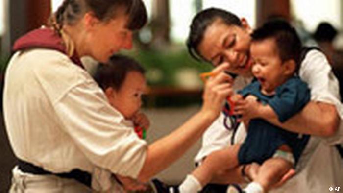 усыновление ребёнка в германии Очень