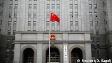 Das Volksgericht in Peking