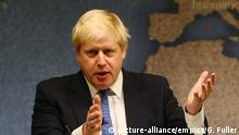Boris Johnson Chatham House