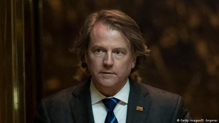 USA Don McGahn (Getty Images/D. Angerer)