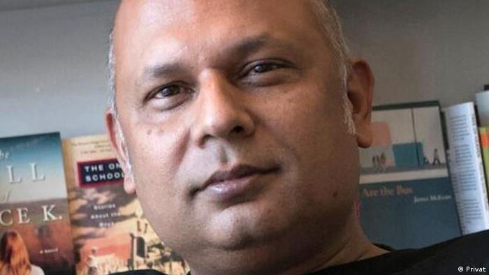Harris Khalique Schriftsteller aus Pakistan
