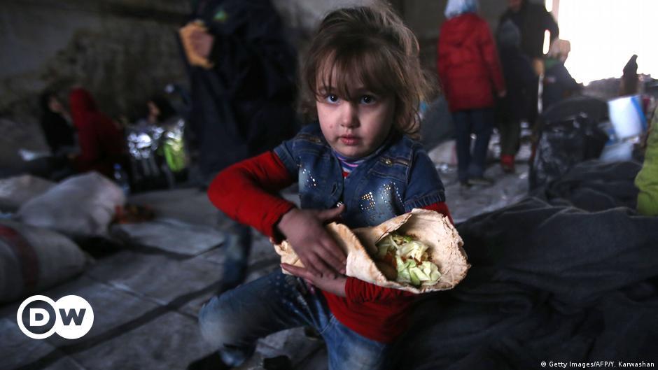 Suriye en büyük açlık tehlikesi ile karşı karşıya