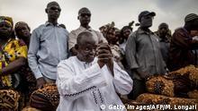 Gambia neuer Präsident Adama Barrow