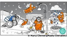 Comic-Buch Heta Belarus Dzietka