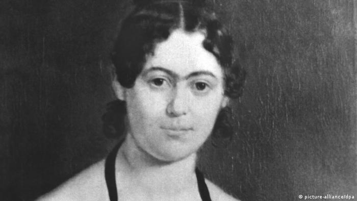 Jenny Marx Ehefrau des Schriftstellers Karl Marx