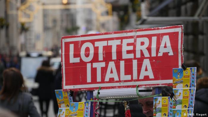 Italien Rom Referendum (DW/B. Riegert)