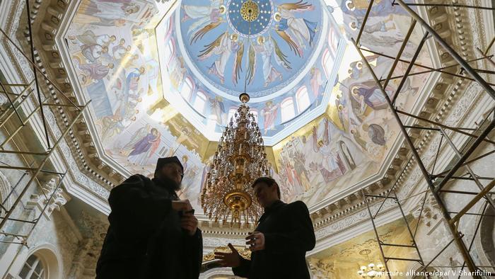 Usbekistan Kathedrale (picture alliance/dpa/ V.Sharifulin)