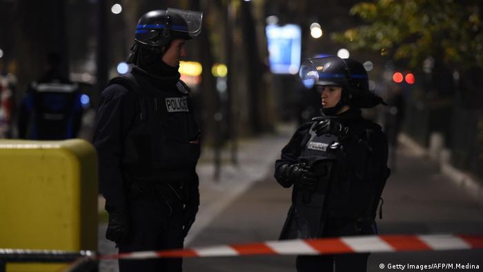 Frankreich Paris Geiselnahme Polizei