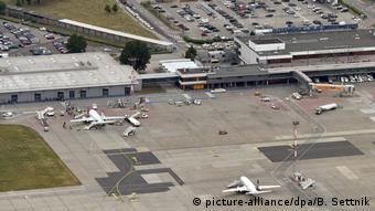 Берлинский аэропорт Шёнефельд